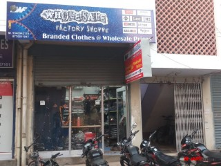 Wholesale Factory Shoppe in Jabalpur | Best Whole Sale rate in Jabalpur