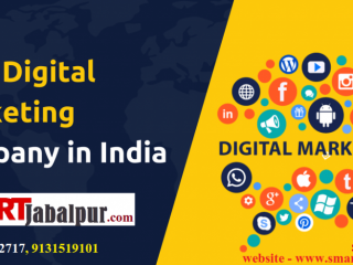 Best Digital Marketing Company in Jabalpur | Smart Jabalpur Digital Marketing Company | INOcrypt Infosoft