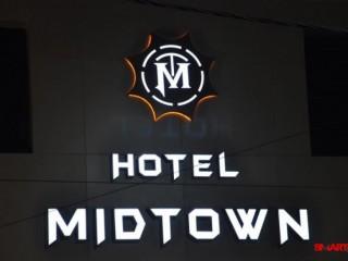 Best Hotel in Russel Chowk Jabalpur, Top 3 star hotels in Jabalpur, Hotel Mid Town Russel Chowk, Jabalpur