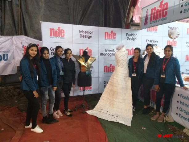 Best Fashion Designing Institute In Jabalpur Nife Institute In