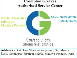 Authorised Service Center of crompton in jabalpur | service center of Bajaj home appliances in jabalpur | Service center of hindware in jabalpur