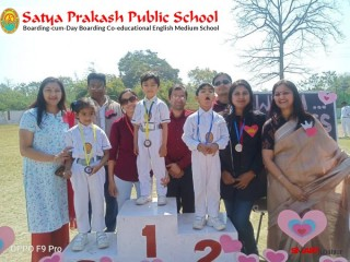 Satya Prakash Public School | Day Boarding School in Jabalpur | Best CBSE school in Jabalpur | School with hostel facility in Jabalpur