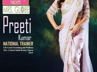 Best personality development classes in Jabalpur | Etiquette training in Jabalpur | Beauty pageant & Image management | Preeti Kumar