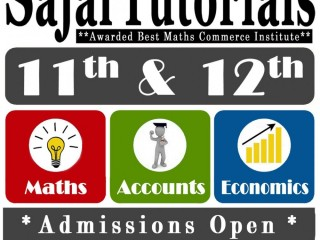 Best maths and science coaching in gorakhpur jabalpur | Best commerce and account coaching in madanmahal jabalpur | sajal tutorials in jabalpur