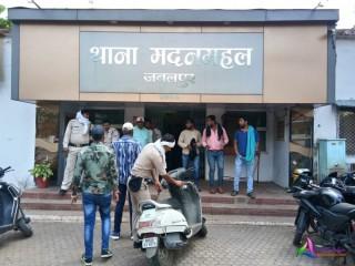 Madan Mahal police station