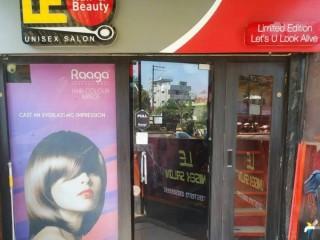 Best unisex salon in wright town jabalpur   Best bridal make up beauty parlour salon in wright town jabalpur   LE Unisex Salon