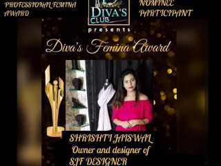 Designer Srishti Jaiswal | Fashion Designing course in Jabalpur | Best fashion designer in jabalpur | Designer outfit in jabalpur