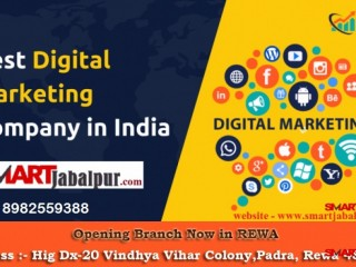 Best Digital Marketing Company in Rewa | Digital Marketing in Rewa | INOcrypt Infosoft Rewa