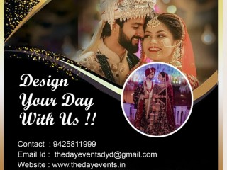 #The Day Events | Wedding Planner Decorators Caterers in Jabalpur | Corporates event management company in jabalpur