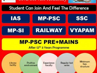 Best mppsc classes in jabalpur| Chanakya civil service academy in jabalpur